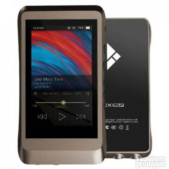 IBASSO DX120 Portable high resolution audio player brown