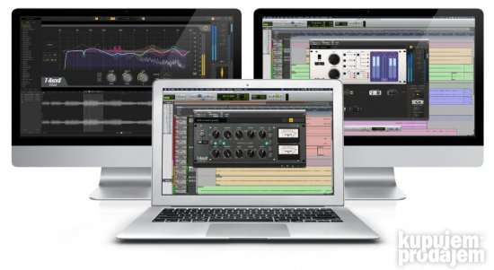 IK Multimedia T-Racks 5 Deluxe Mastering Software Plugins