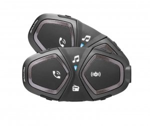 Bluetooth za kacigu Interphone Active dual