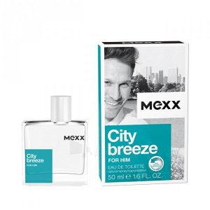 Mexx City breeze for him edt - 50ml