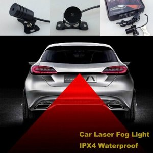 Laser fog light za kola