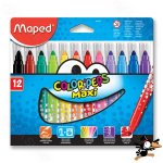 Flomasteri Maped Color Peps maxi 1/12kom Art. 846020