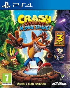 Crash Trilogy PS4 / PS5