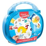 et Maped Creativ my first fingerpaint kit aqua Art. 907004