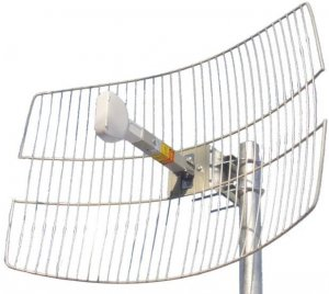 Wireless antena 24db, 2,4Ghz Kabl 15m