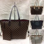 Louis Vuitton Neverfull braon,bez i crna Snizene