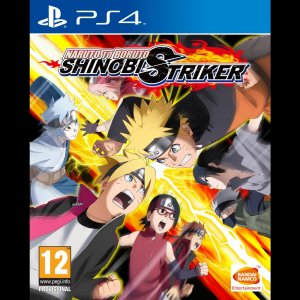 NARUTO TO BORUTO Shinobi Striker za PS4