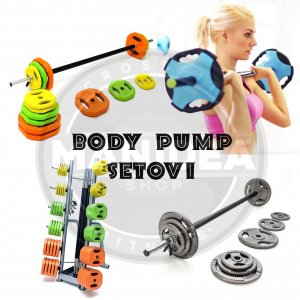 Body Pump Set