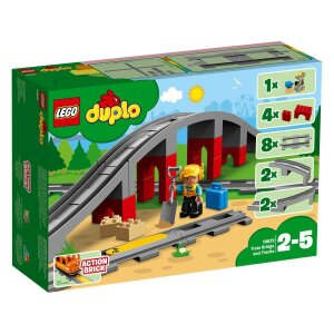 Lego Duplo Train Bridge and Tracks 10872 NA STANJU
