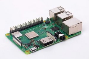 Raspberry Pi 3 model b+, 1GB RAM