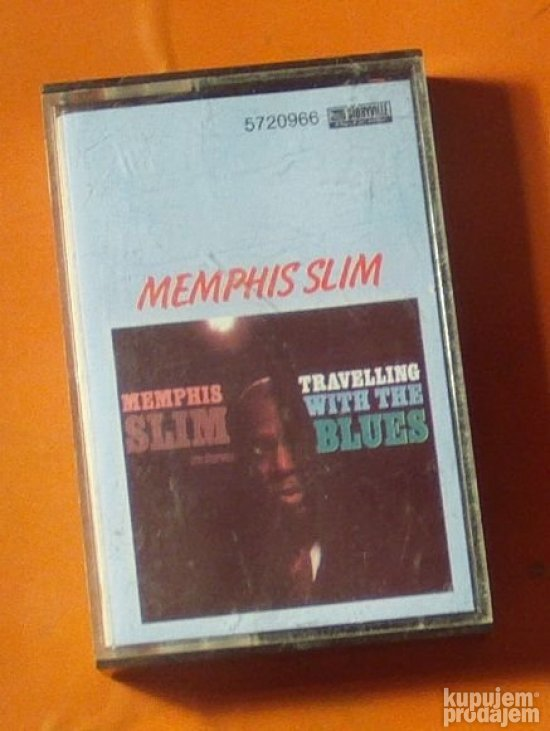 Memphis Slim Travelling with blues