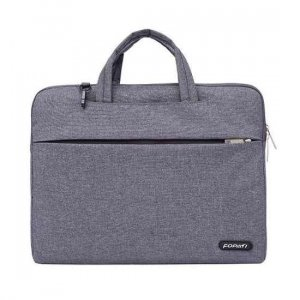 Torba za laptop 9115 15 in - Tamno siva