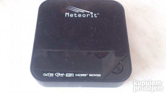 Meteorit Android-Internet-TV-Box HD-Sat