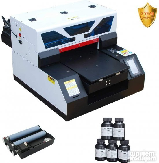 UV stampac printer flatbed A3