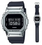 Casio G-Shock GM-5600-1A  Steel