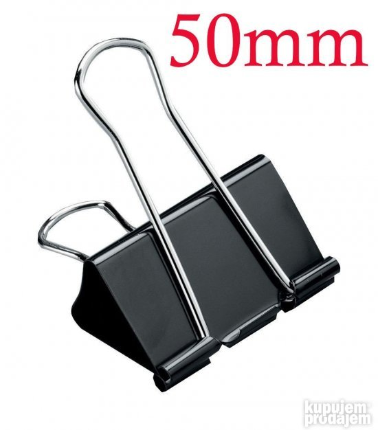 Metal Binder Grip Clip 50mm