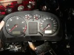 Vw Golf 4 1,9 TDI instrument sat 99-01g.