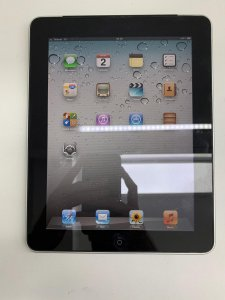 Apple iPad 1 32GB GSM Model Space Gray no.1