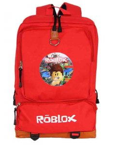 Roblox Small Red Backpack - ranac NOVO