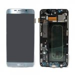 LCD za Samsung G928 Galaxy S6 EdgePlus+touch+frame silverORG