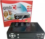 GMB-T2-404  dvb-T2 SET TOP BOX - RF Modulator!