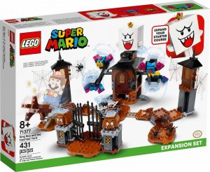 Lego Super Mario King Boo and Haunted Yard 71377 NA STANJU