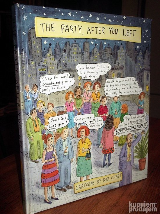 The party, after you left - Roz Chast