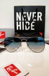 Ray Ban Aviator Blue/Gradient