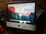 iMac 20Inch Early 2008 3gb/320Gb/256Mb vga