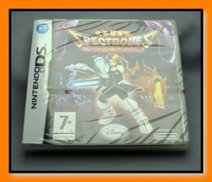 Igrica Nintendo DS - Spectrobes / Beyond The Portals