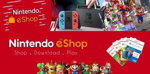 Nintendo Switch Online/eShopCard/Wallet Cards