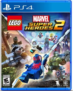 LEGO Marvel Super Heroes 2 za PS4