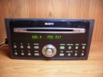 Ford mondeo radio cd 6 diskova SONY