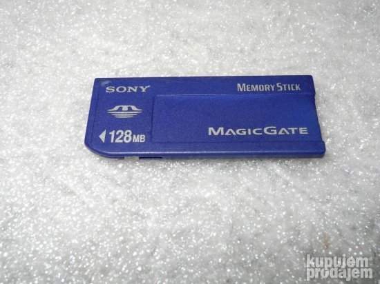 Sony memory stick 128mb magicgate