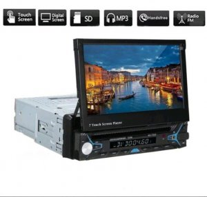 Univerzalna Multimedija 7in MP5 Bluetooth SD HD MCX-1703AD
