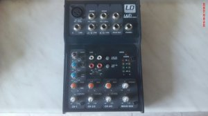 DISC LD Systems LAX-5 5-channel Mixer