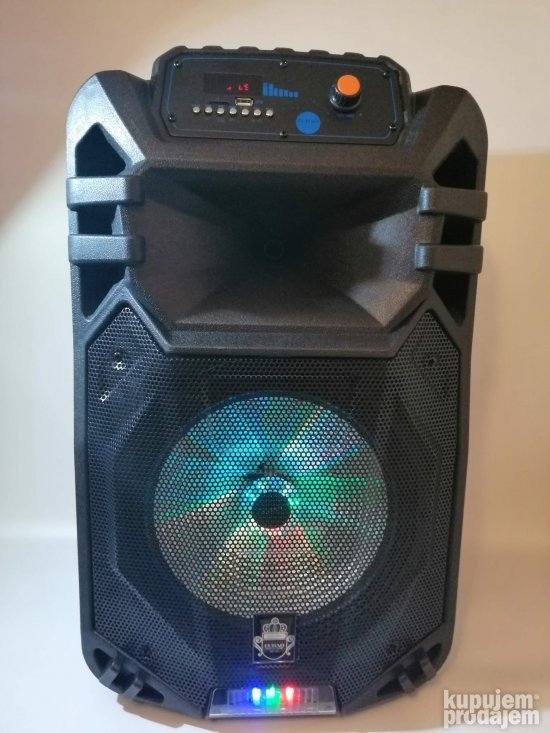 Audio Karaoke Bluetooth Zvucnik Fuhao Fh 12 Akcija 21 07 2020