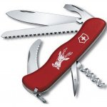 VICTORINOX nož-08573 HUNTER 111mm red