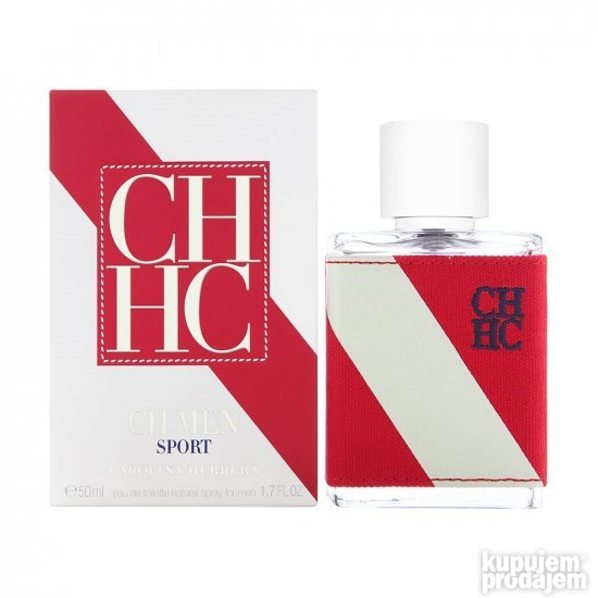 Carolina Herrera CH MEN Sport edt - 100ml