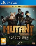 Mutant Year Zero - Road to Eden Deluxe Edition PS4 igra NOVO