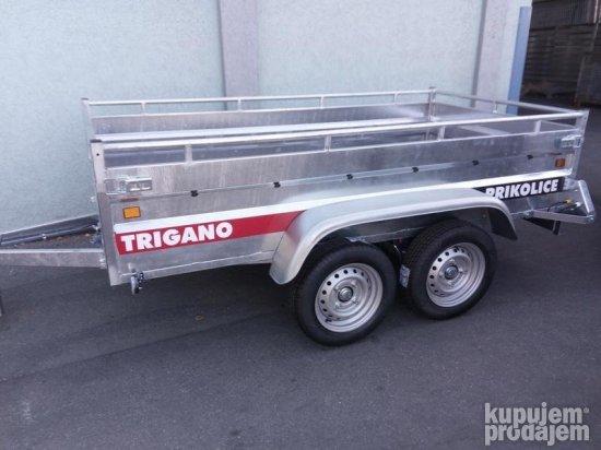 Automobili Trigano 2c250 Auto Prikolica 30 06 2020 Id 82591784