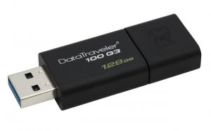 usb FD.128GB KINGSTON DT100G3/128gb
