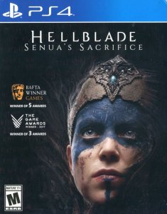 HellBlade Senuas Sacrifice PS4