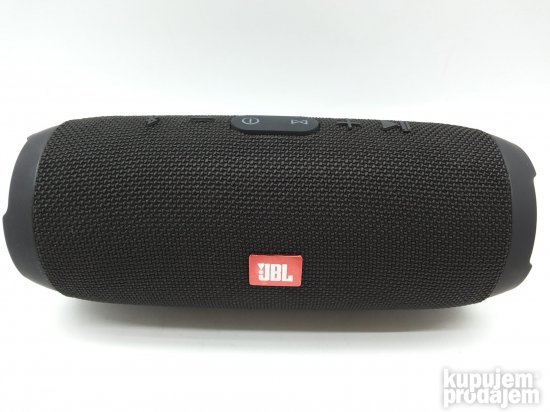 Zvučnik Bluetooth Charge3 NOVO-JBL mp3/usb/SD Card