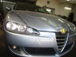 Alfa Romeo 147 restyling far
