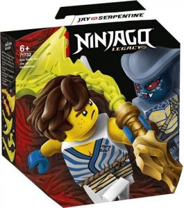 Lego Ninjago Epic Battle Set - Jay vs. Serpentine 71732