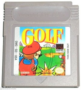 Kupujem Game Boy igre Golf