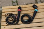 Singstar Mikrofoni za PlayStation 2 i PlayStation 3 PS2 PS3