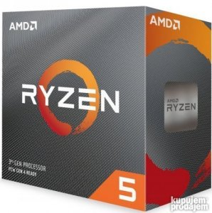 AMD Ryzen 5 3600 3.60GHz AM4 BOX AKCIJA