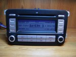 VW  Golf 5/passat b6 /eos cd mp3 radio RCD300